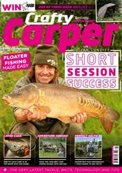 Crafty Carper issue Crafty Carper August 2016