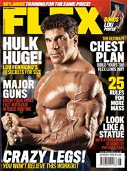 Flex Magazine issue Aug-16