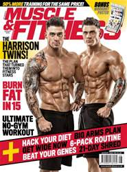 Muscle & Fitness Magazine issue Aug-16