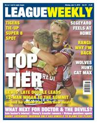 League Weekly issue 731