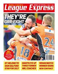 League Express issue 3027