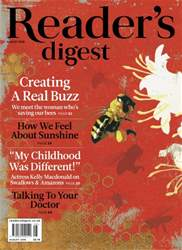 Reader's Digest issue August 2016