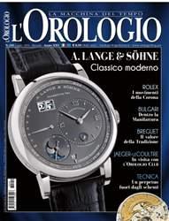 l'Orologio 249 issue l'Orologio 249