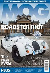 MOG Magazine issue Issue 53 - August 2016