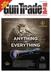 Gun Trade World issue August 2016