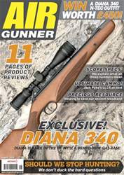 Airgunner issue August 2016
