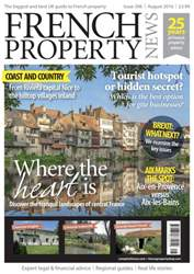 French Property News issue Aug-16