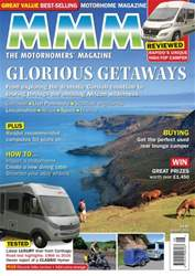 MMM issue Glorious Getaways - August 2016