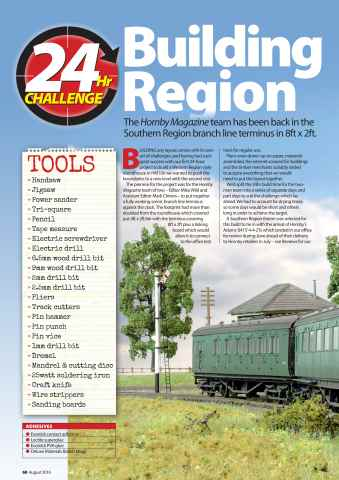 Hornby Magazine Preview 60