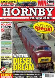 Hornby Magazine issue August 2016