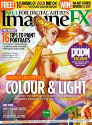 ImagineFX issue September 2016