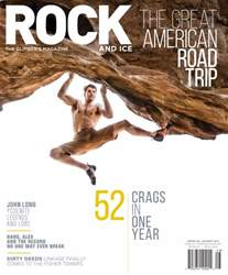 Rock and Ice issue August 2016, #237