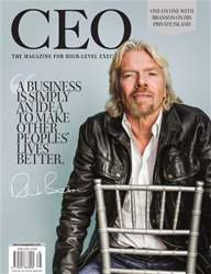 The CEO Magazine issue August 2016
