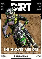Inside Dirt issue Issue 12: MXN Round 7