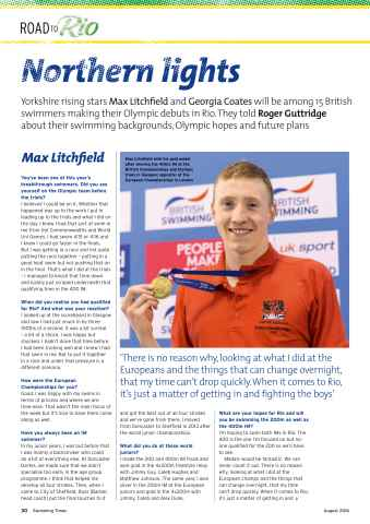 Swimming Times Preview 32