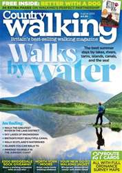 Country Walking issue August 2016