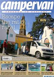 Campervan issue Issue 3 2016