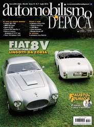 Automobilismo d'Epoca issue Automobilismo d'Epoca 7 2016
