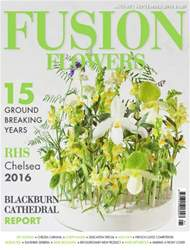 Fusion Flowers 91 issue Fusion Flowers 91