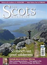 The Scots Magazine issue August 2016