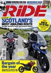 Ride issue September 2016