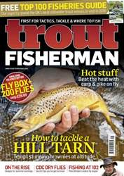 Trout Fisherman issue Issue 486