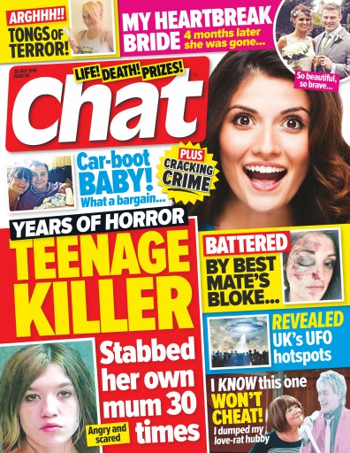 Chat issue 28th July 2016
