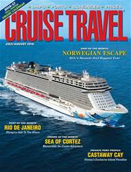 Cruise Travel issue Jul/Aug 2016