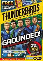 Thunderbirds Are Go issue Issue 11