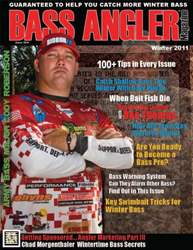 BASS ANGLER MAGAZINE issue Volume 21 Issue 1