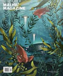 Malibu Magazine issue Malibu Magazine August