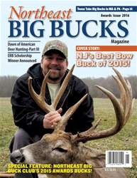 Northeast Big Bucks issue Awards 2016