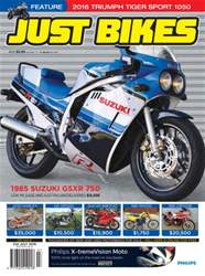 JUST BIKES issue 16-013