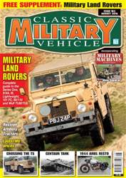 Classic Military Vehicle issue August 2016