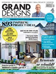 Grand Designs issue August 2016