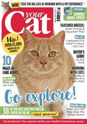 Your Cat issue Your Cat Magazine August 2016