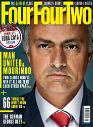 Four Four Two issue August 2016