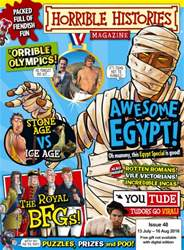 Horrible Histories issue Issue 48