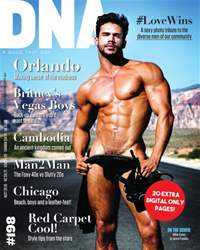 DNA Magazine issue #198 – Love Wins: Orlando