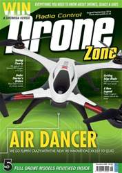 Radio Control DroneZone issue DroneZone 006