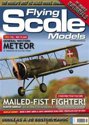 Radio Control Model Flyer issue August 16