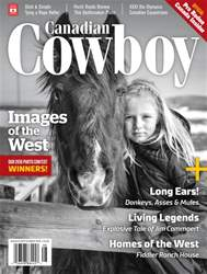 Canadian Cowboy Country issue AugSep 2016