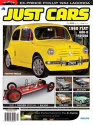 JUST CARS issue 16-012