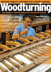 Woodturning issue August 2016