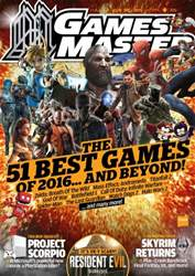 GamesMaster issue August 2016