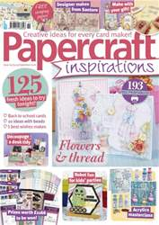 Papercraft Inspirations issue September 2016