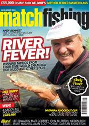 Match Fishing issue August 2016