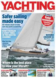 Yachting Monthly issue August 2016