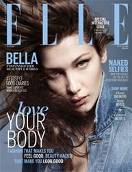 ELLE Malaysia issue August 2016