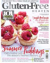 Free-From Heaven issue Gluten-Free Heaven August/September